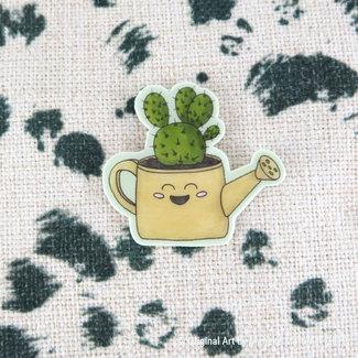 Cactus Cutie Gieter - Pin