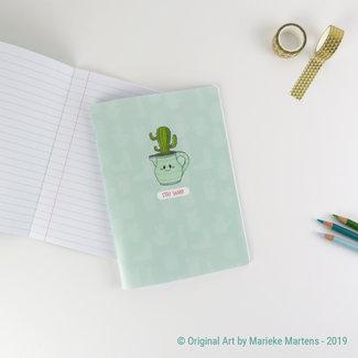 Cactus Jug - Notebook