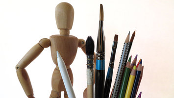 """My most used """"art supplies"""" of 2019! (with useful tips and tricks)"""