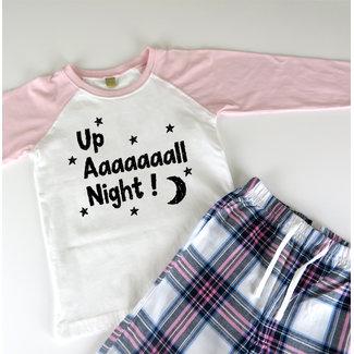 Up all night - Pyjama - Kinderen - 0/36 maanden