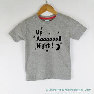 Up all night T-shirt - Kids - 2/7 years