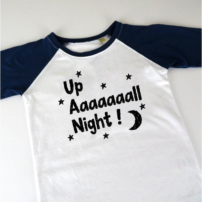Up all night T-shirt - Kids - 0/36 months