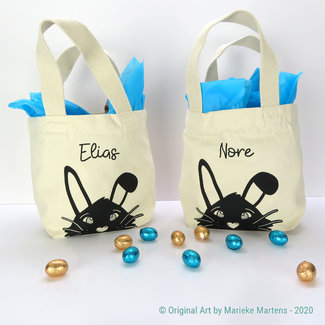 Children's bag | Name with hare