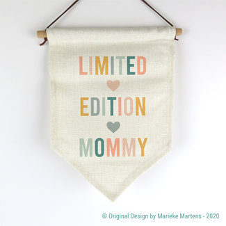 Vlag | Limited edition mommy