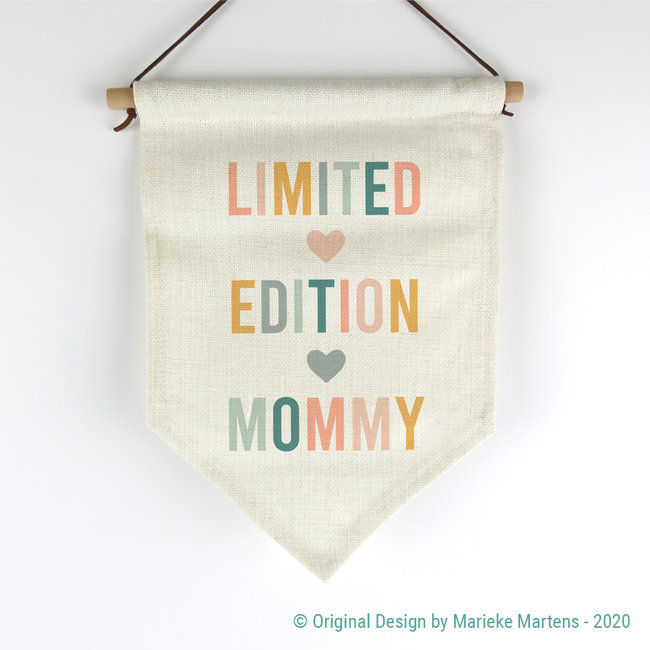 Flag | Limited edition mommy