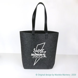 Shopper tas | Super mommy