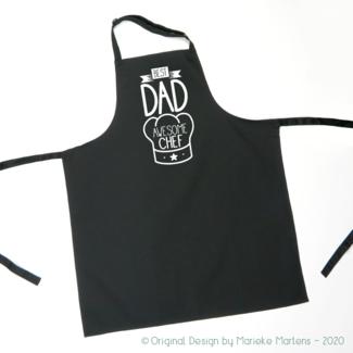 BBQ / Kitchen Apron | Best dad