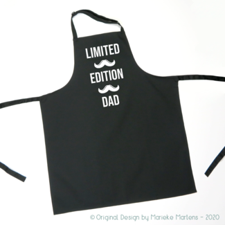 BBQ / Keukenschort | Limited Edition Dad