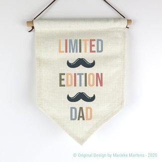 Vlag | Limited edition dad