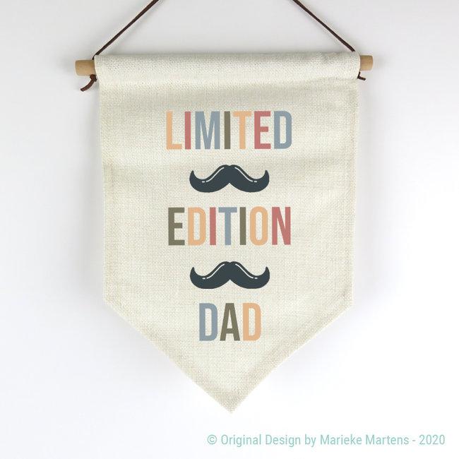 Flag | Limited edition dad