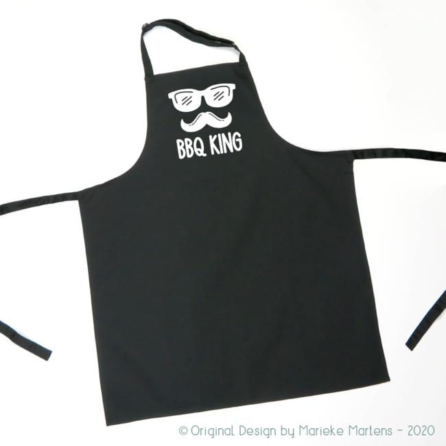 BBQ / Kitchen Apron | BBQ king