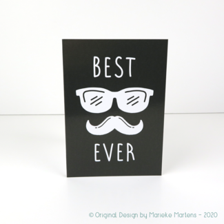 Greeting card | Best dad ever