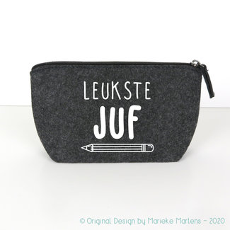 Pennenzak   Leukste juf/meester