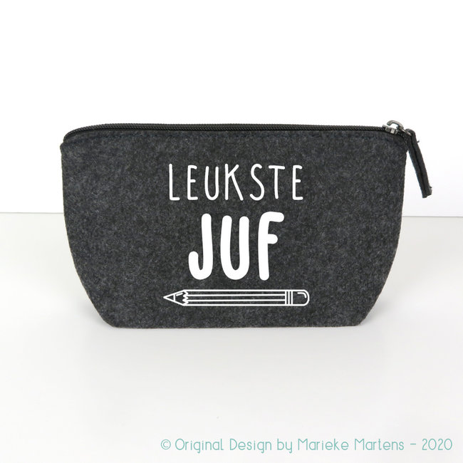 Pencil case | Leukste juf/meester (NL only)