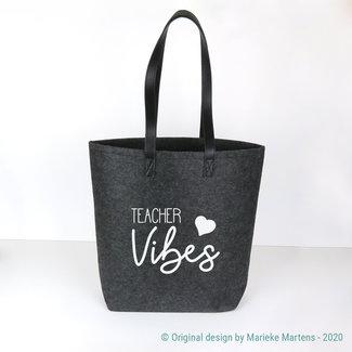 Shopper bag | Teacher vibes