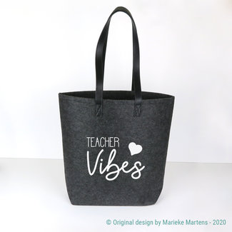 Shopper tas | Teacher vibes