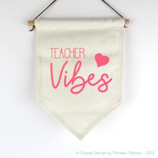Flag | Teacher vibes