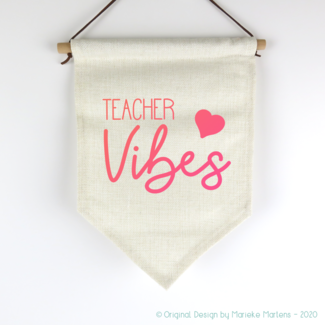 Vlag | Teacher vibes