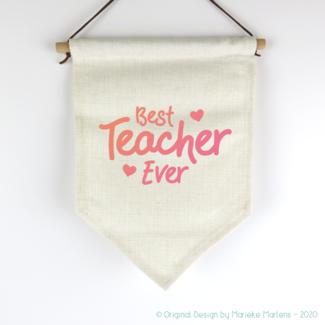 Vlag | Best teacher ever
