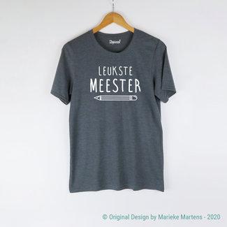 T-shirt | Leukste meester (NL only)