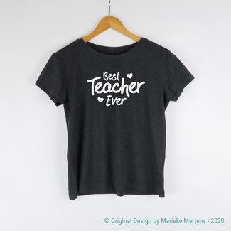 T-shirt | Best teacher ever