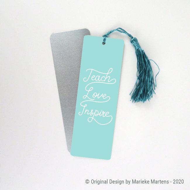Bookmark | Teach, Love, Inspire