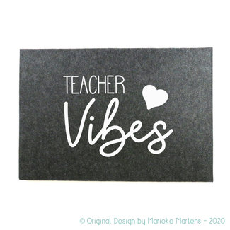 Housse pour ordinateur portable |  Teacher vibes