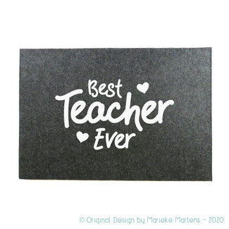 Laptop Sleeve | Best teacher ever
