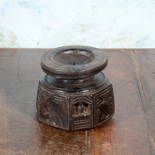 Vintage Adventures Kandelaar dispenser Zuid India