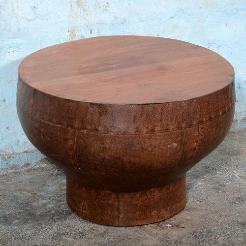 Vintage Adventures Salontafel Jar Rust