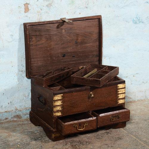 Vintage Adventures Kist bold drawers