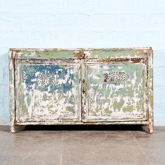 Vintage Adventures Dressoir groen patina
