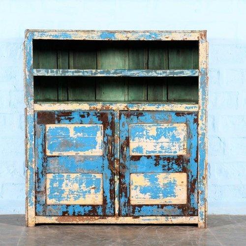 Vintage Adventures Vierkant kastje panels