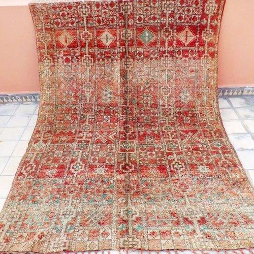Vintage Berber vloerkleden
