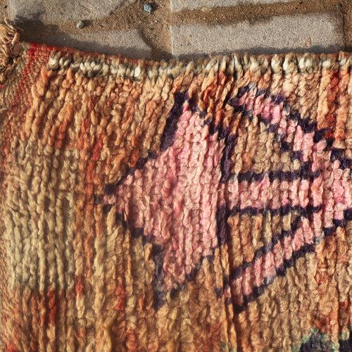 Vintage Adventures Vintage Berber tapijt 130 x 310