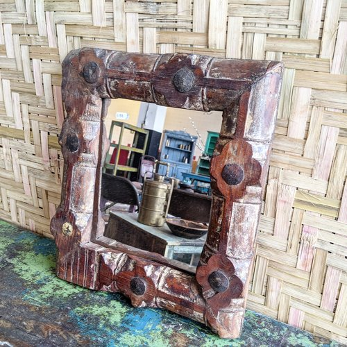 Vintage Adventures Spiegel deurpost #1