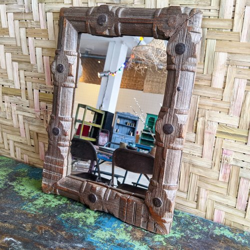 Vintage Adventures spiegel deurpost #2