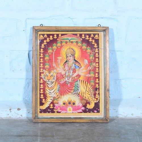 Vintage Hindu poster 1
