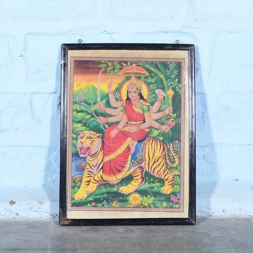 Vintage Hindu poster 2