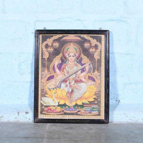 Vintage Hindu poster 4