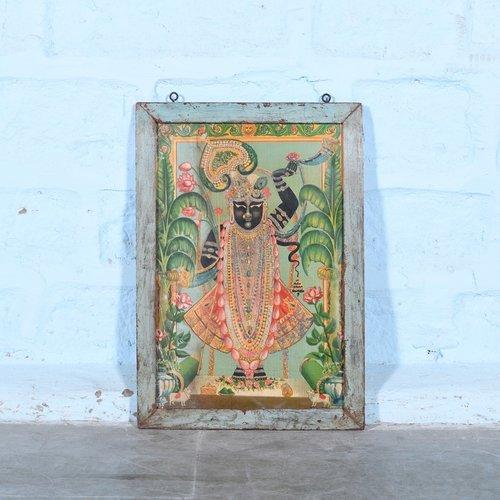 Vintage Hindu poster 5
