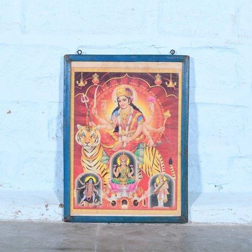 Vintage Hindu poster 6