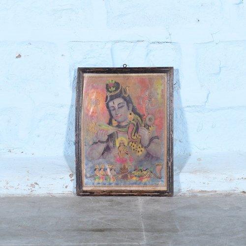 Vintage Hindu poster 9