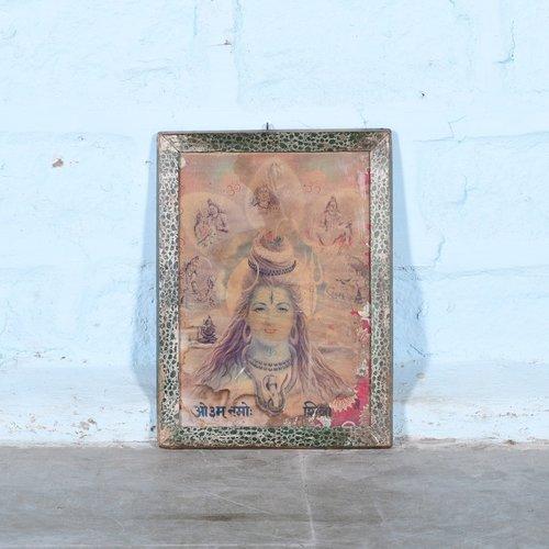 Vintage Hindu poster 10