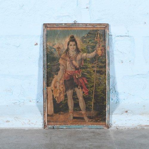 Vintage Hindu poster 16