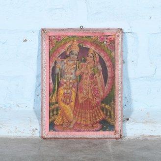 Vintage Hindu poster 17