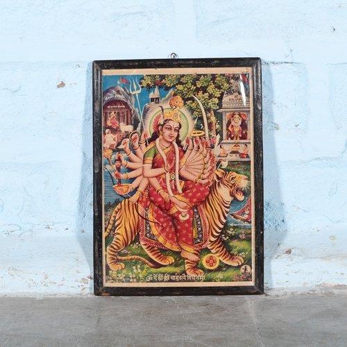 Vintage Hindu poster 18