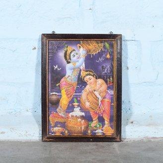 Vintage Hindu poster 19