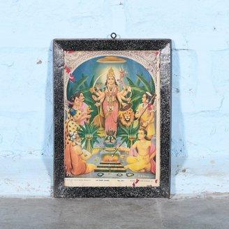 Vintage Hindu poster 25