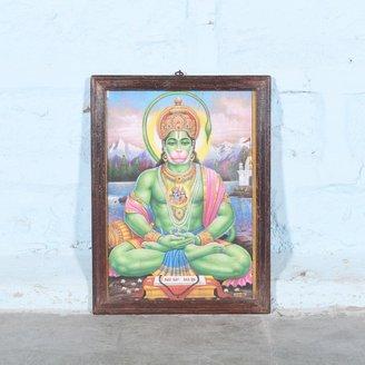 Vintage Hindu poster 26
